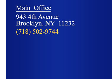 Brooklyn attorney queens bronx lawyer for 1501 broadway 12th floor new york ny 10036